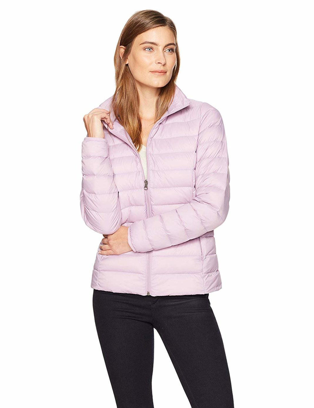 best down jackets for women - Amazon Essentials
