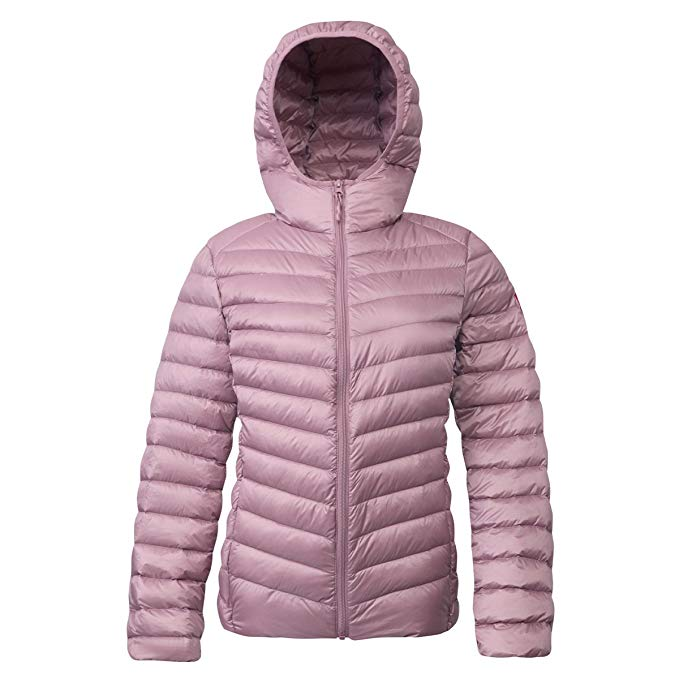 Hooded Packable Puffer Down Jacket