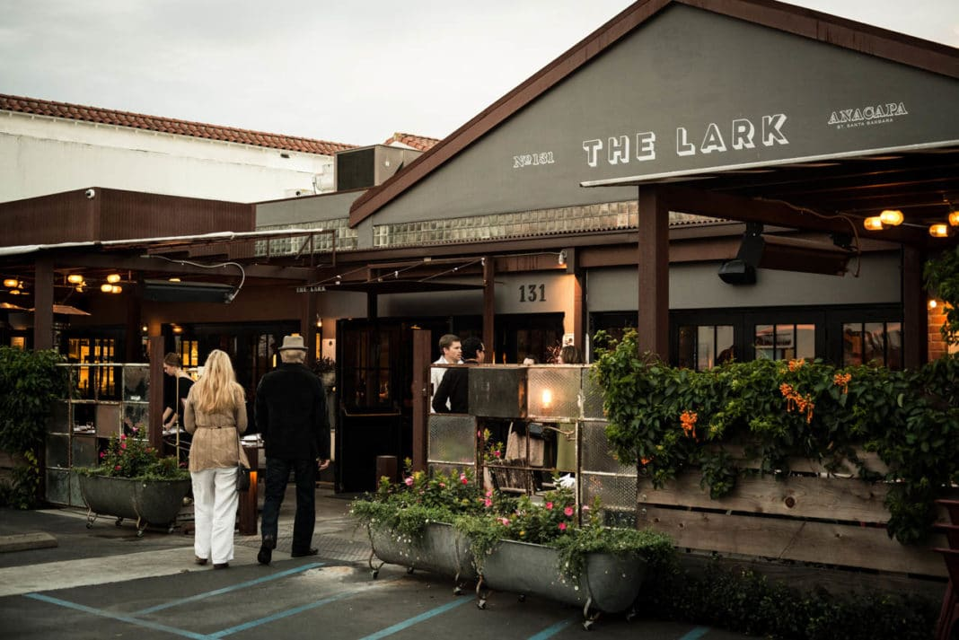 The Lark Restaurant