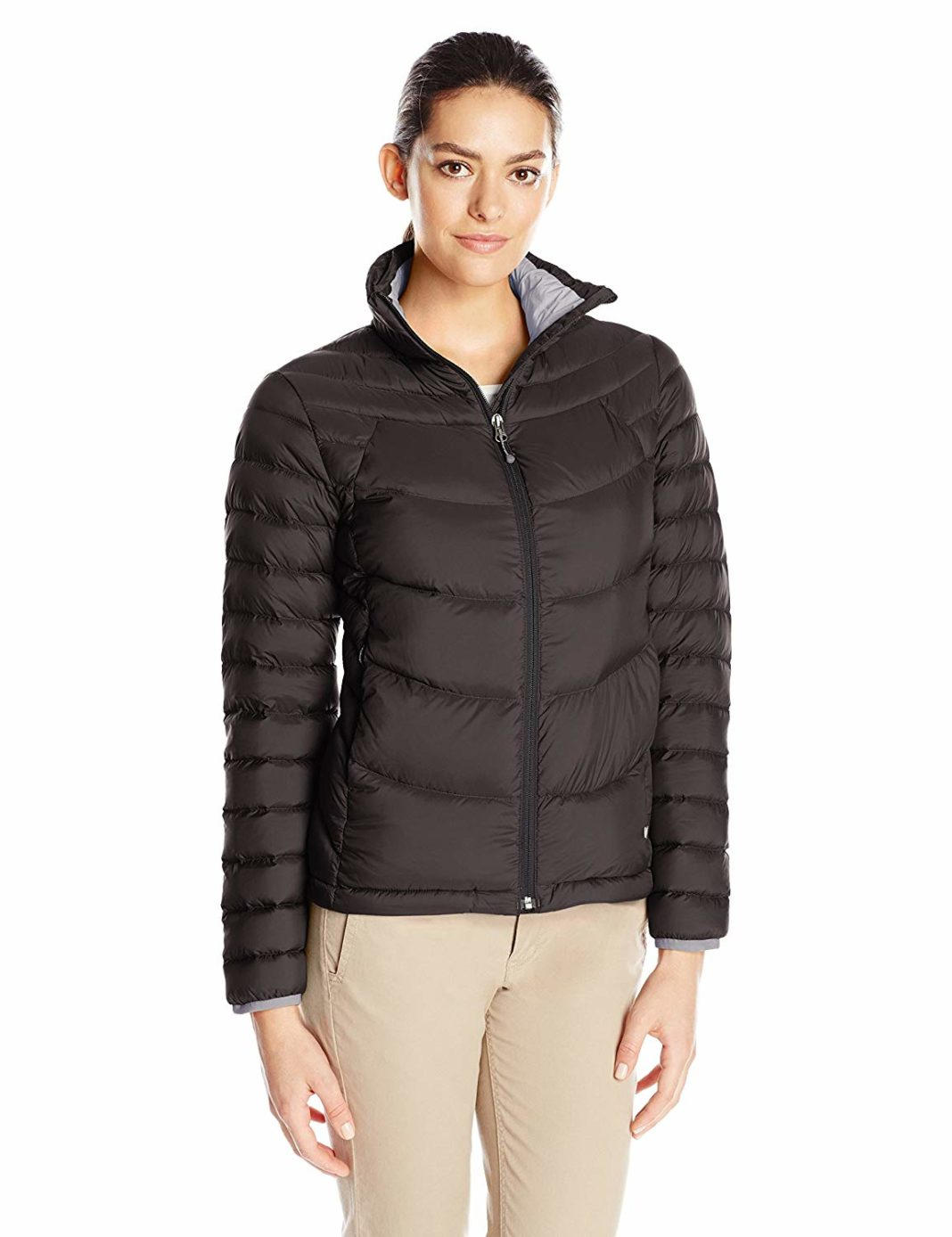 best down jackets for women - White Sierra