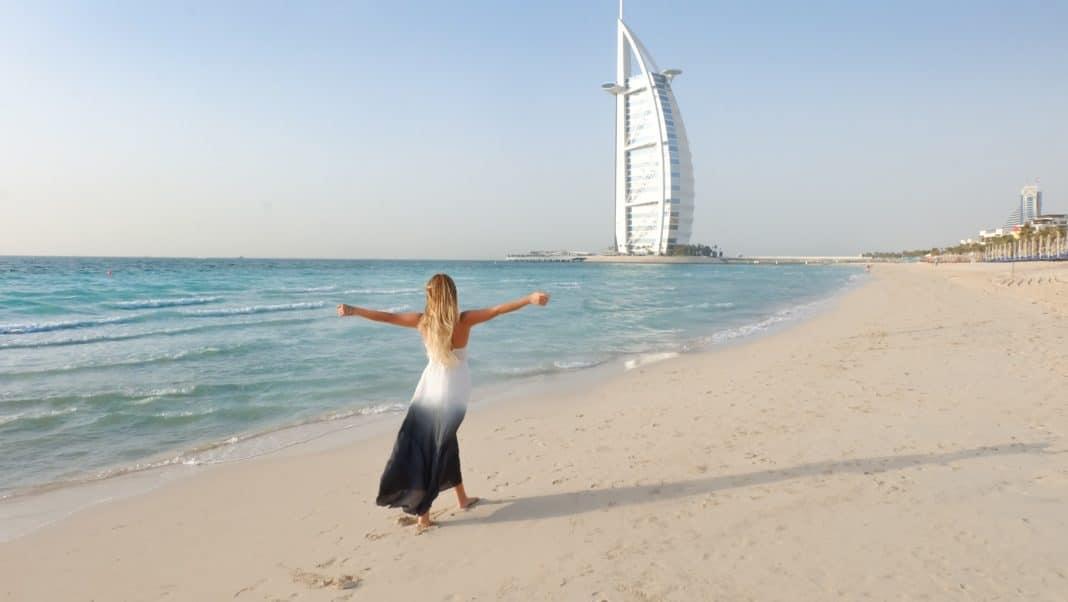 Solo Female Travel - beach life