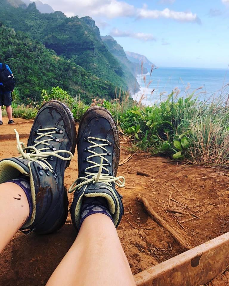 Women s Lowa Renegade GTX Mid Hiking Boot Review - trekbible f3df8a2ca175