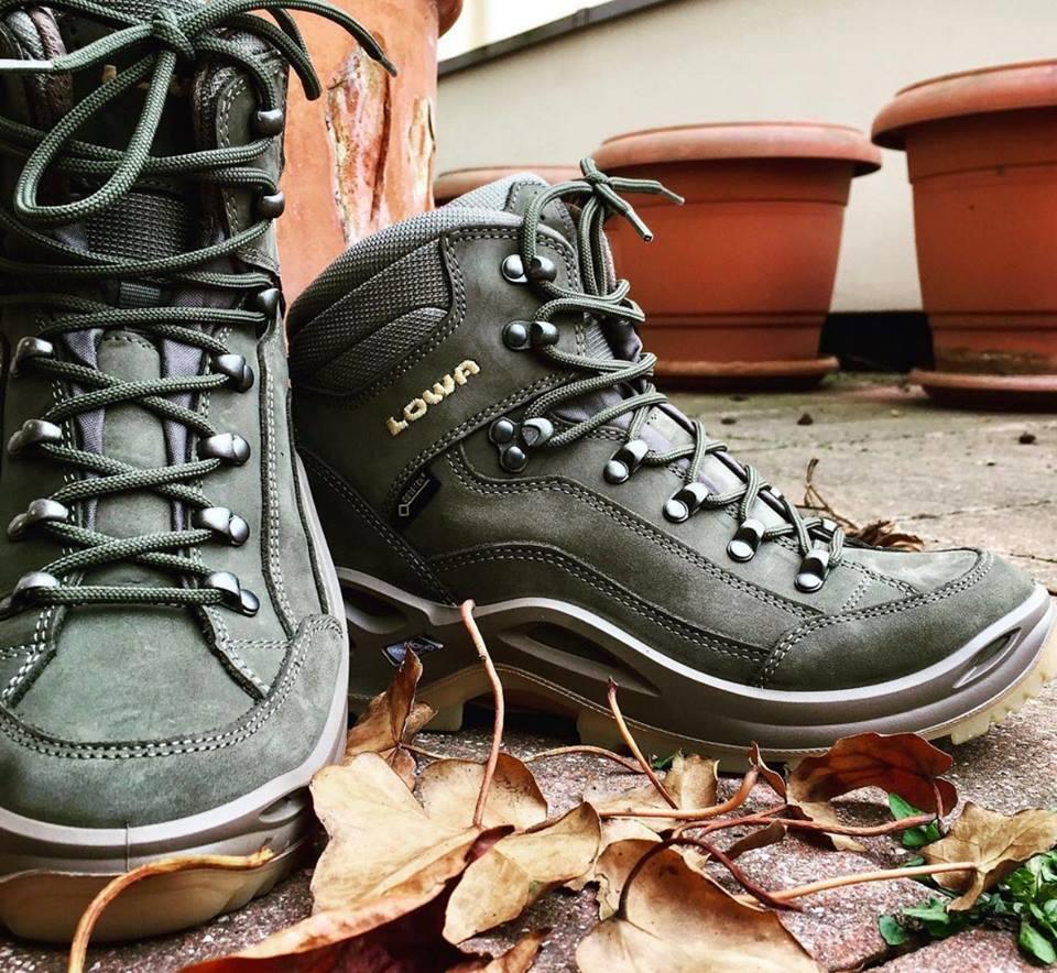 1da7083fc8e7 Women s Lowa Renegade GTX Mid Hiking Boot Review - trekbible