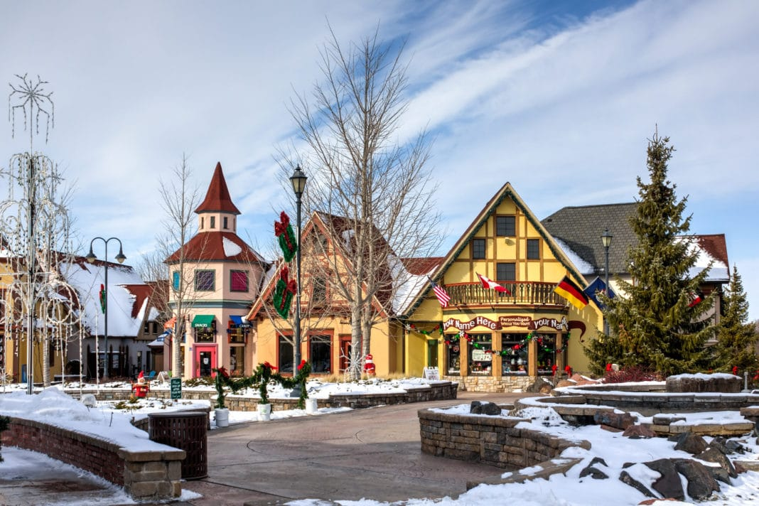 places to visit in michigan - Frankenmuth