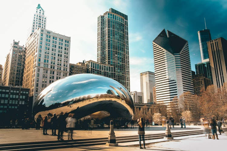 best weekend getaways - Chicago, Illinois