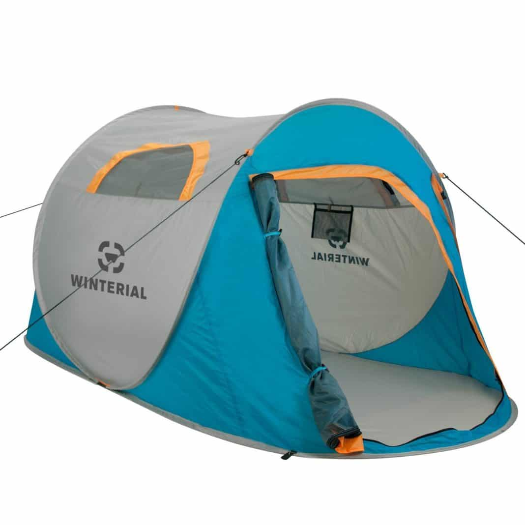 pop up camping tent - Winterial