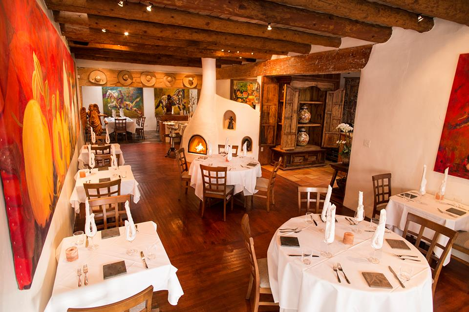 best restaurants in santa fe - Sazón