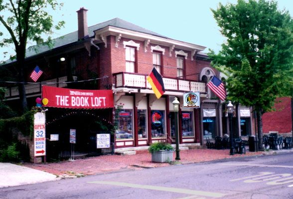 places to visit in ohio -  Book Loft