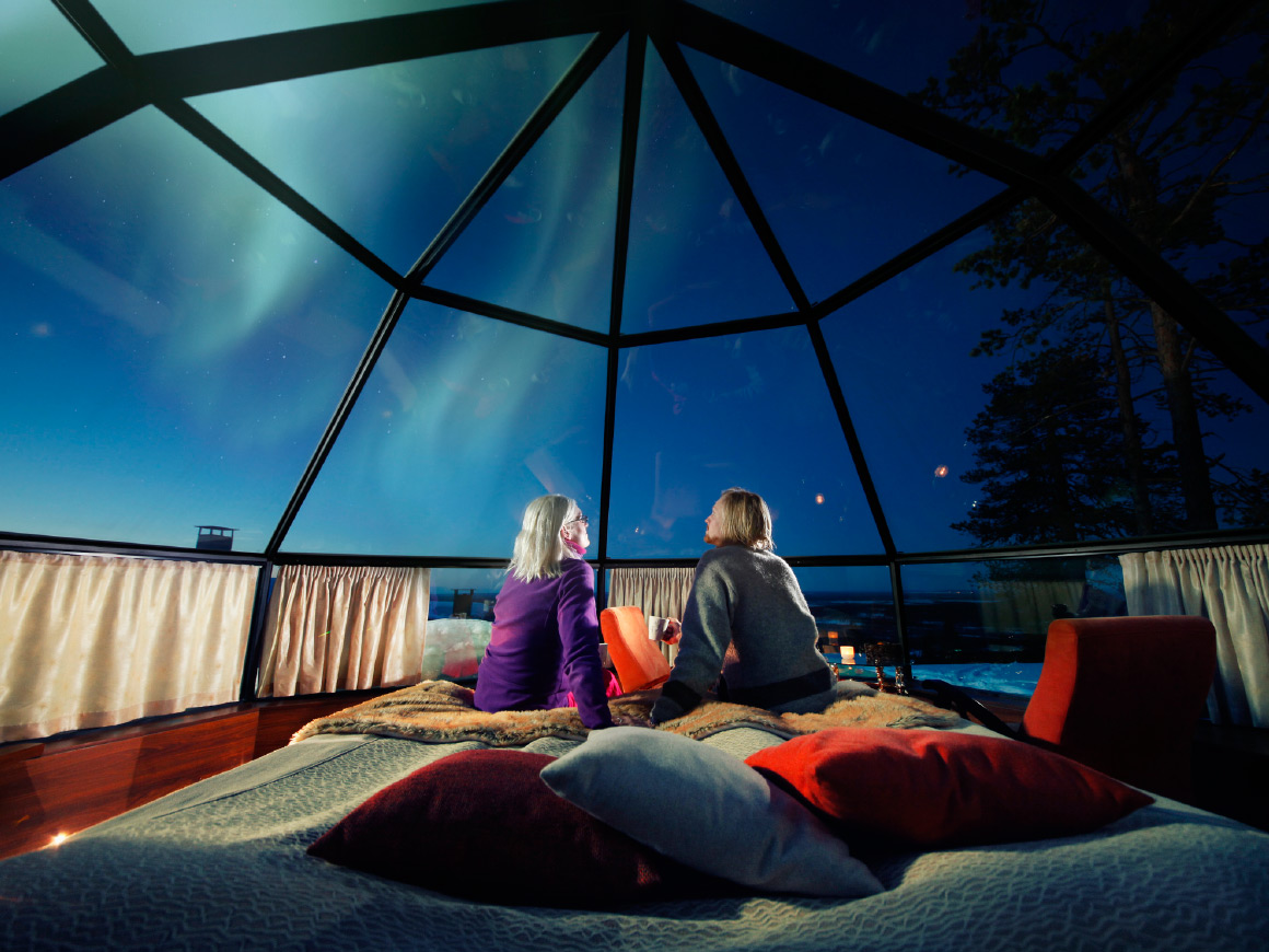 coolest hotels - Finland