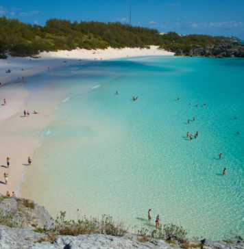 Bermuda beaches