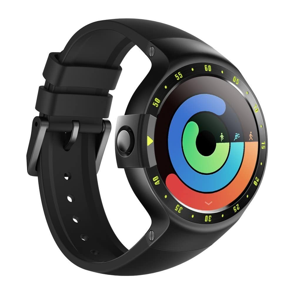Ticwatch S Smartwatch-Knight