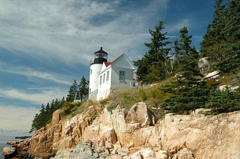 9 Most Beautiful Maine Lighthouses You Need To See Trekbible