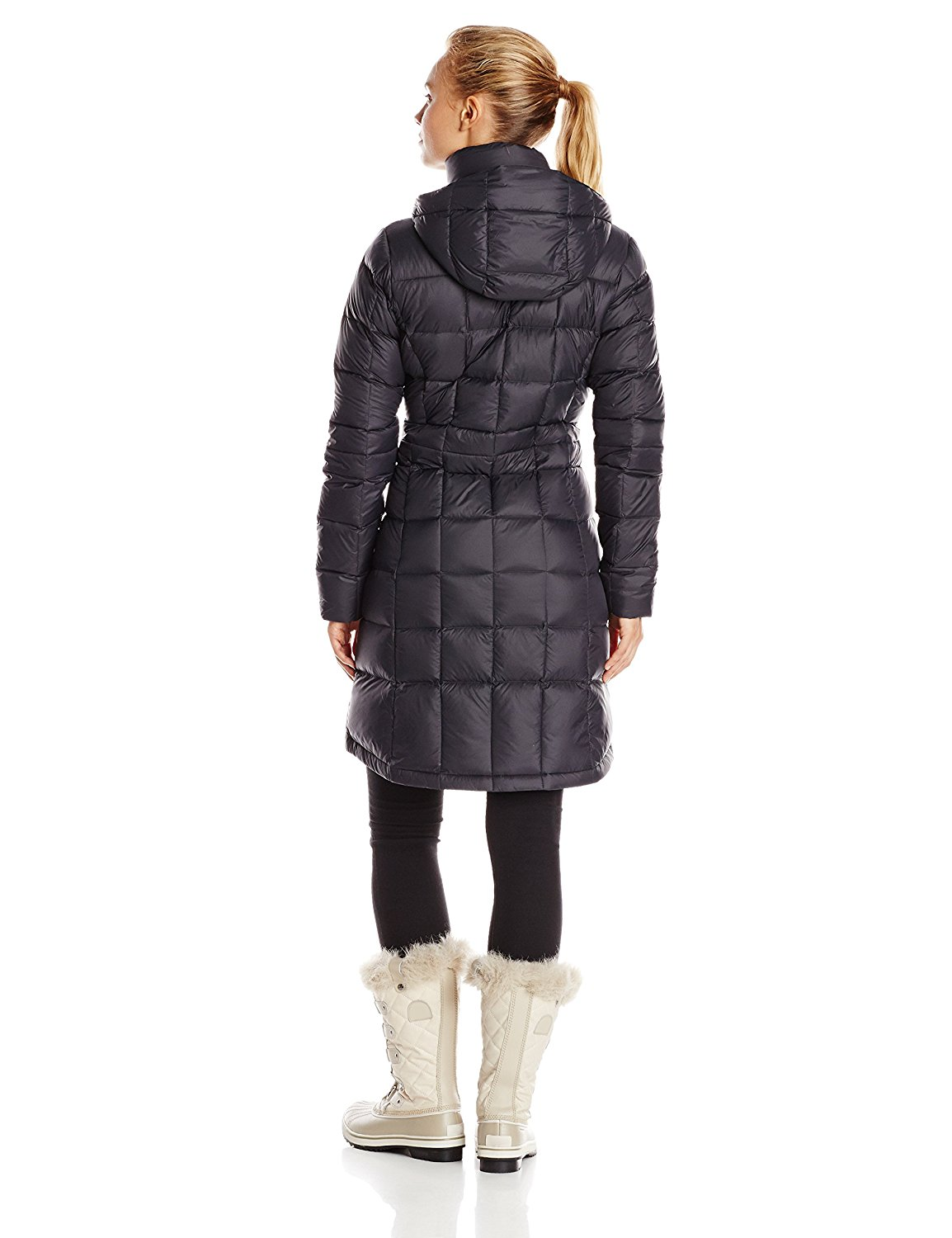 columbia hexbreaker long down jacket Price Point