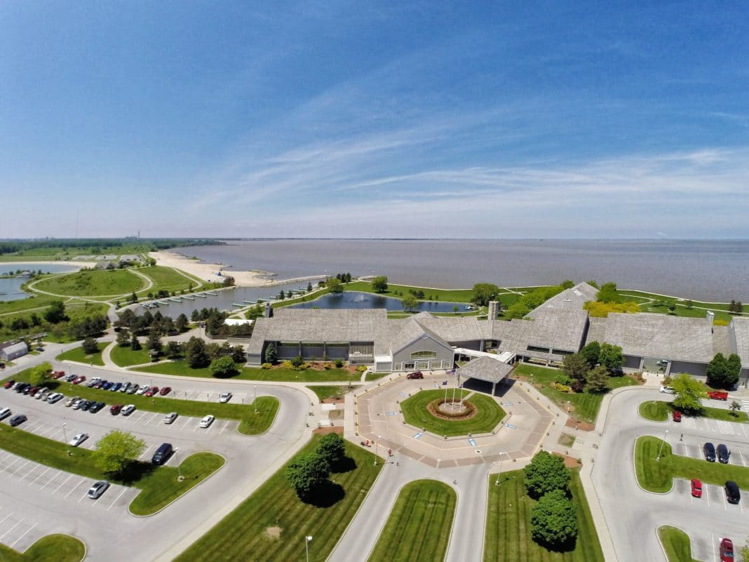 places to visit in ohio - Maumee Bay