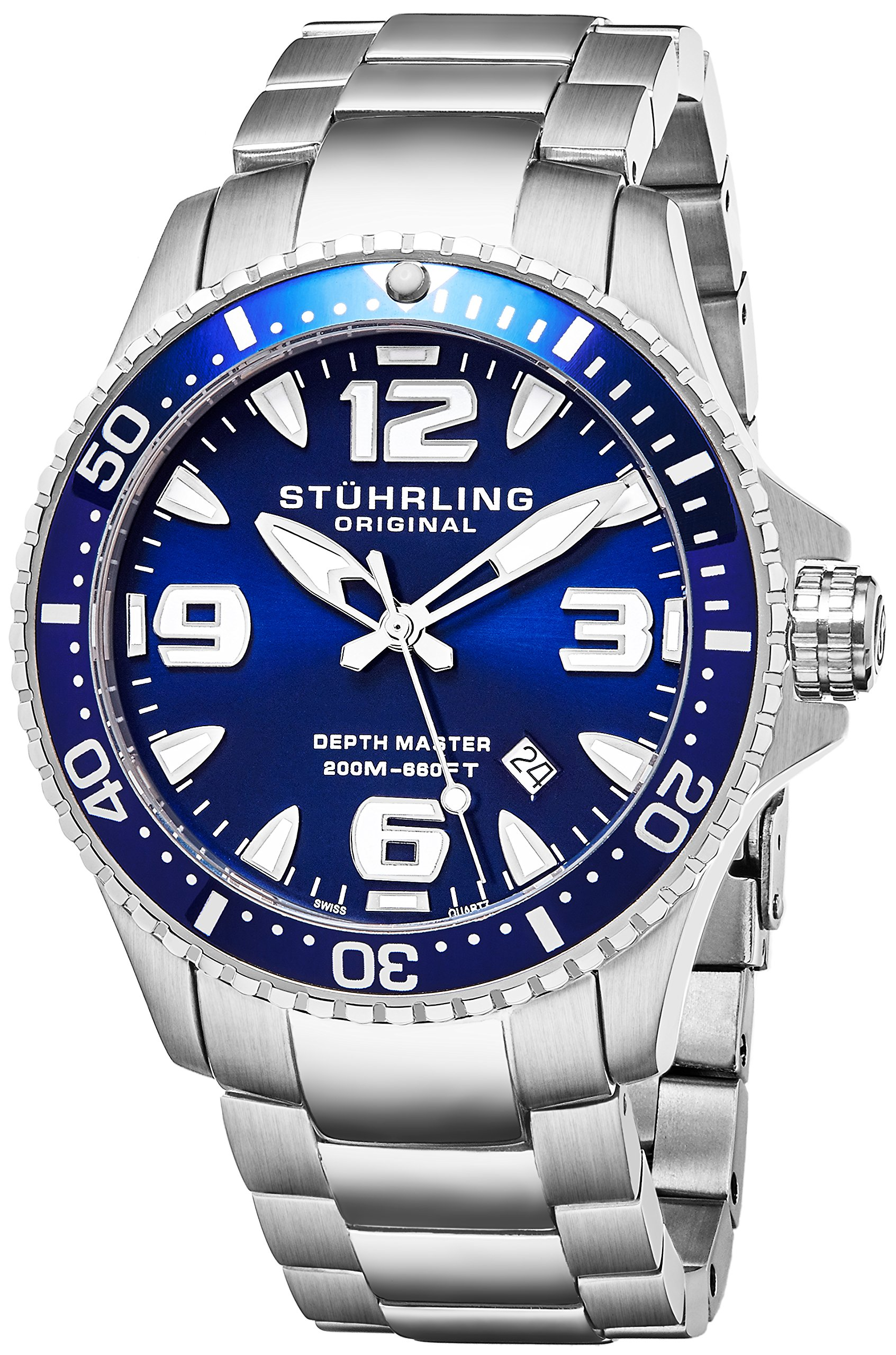 best dive watches - Stuhrling