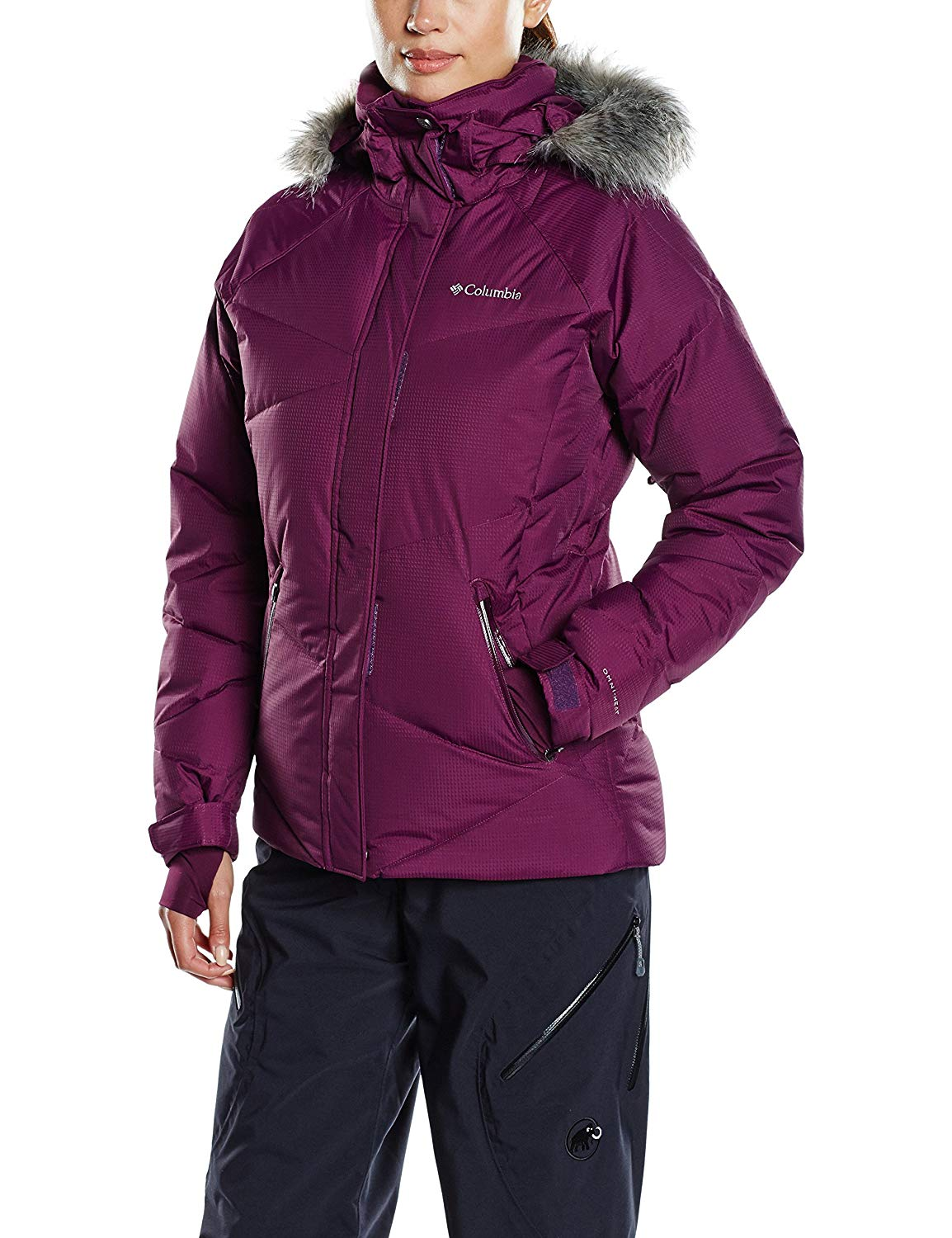 Columbia Women's Lay D Down Jacket Sizes