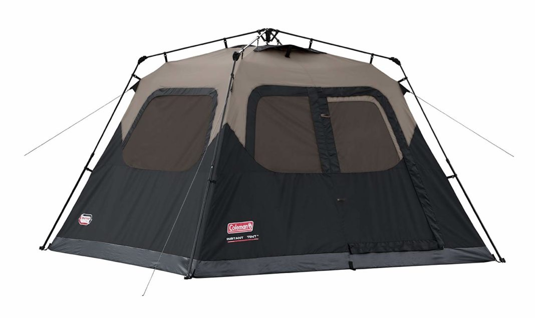 best car camping tent - Coleman