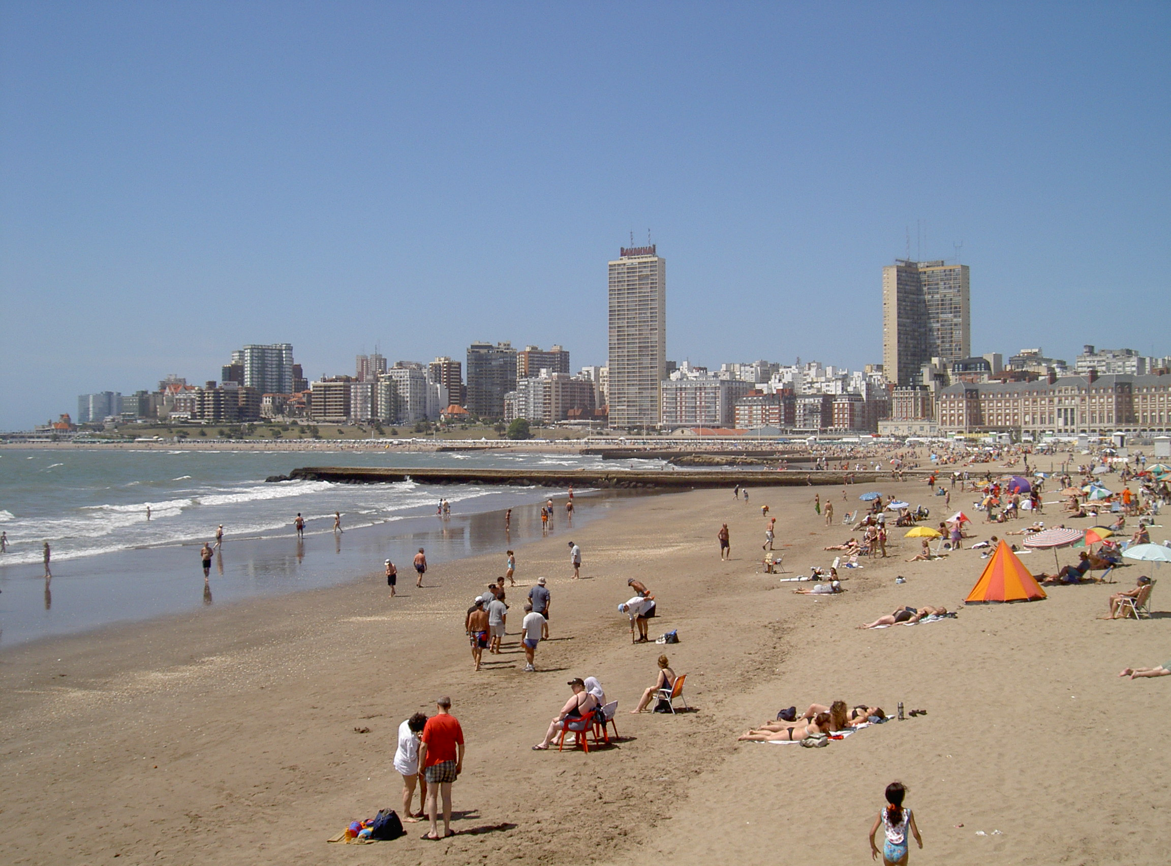 Argentina Beaches Best In Beach Resorts Buenos Aires