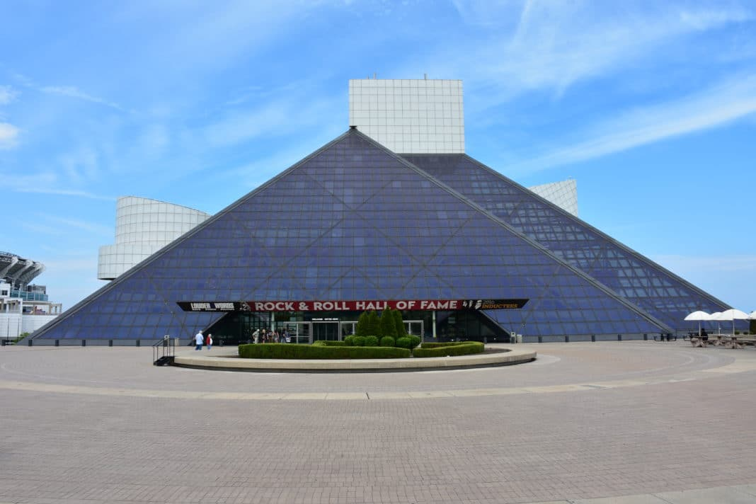 places to visit in ohio - Rock and Roll Hall of Fame