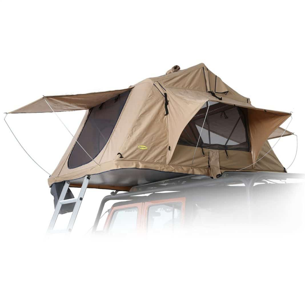 The Smittybilt Overlander Roof Top Tent