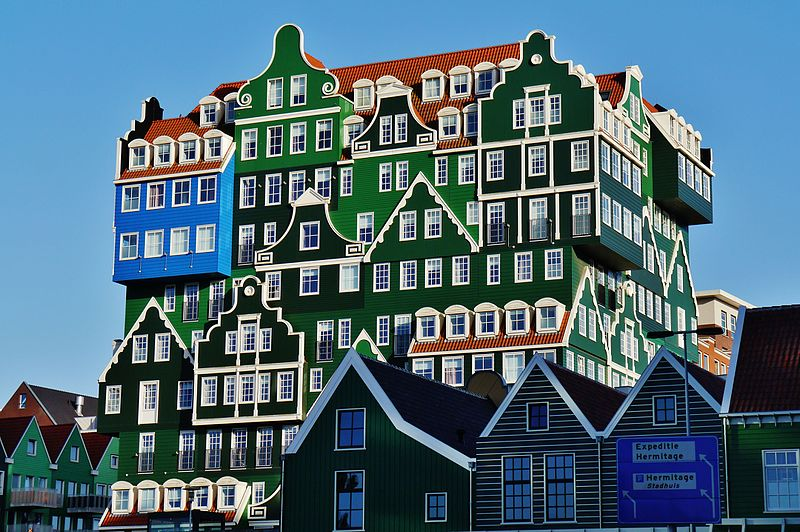 coolest hotels - Netherlands