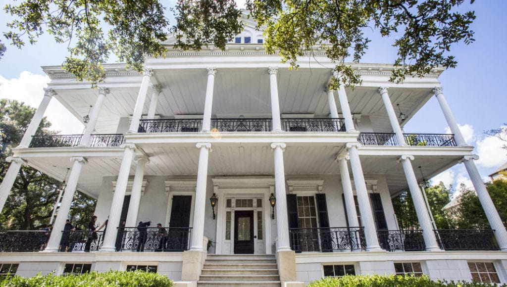 New Orleans - buckner mansion