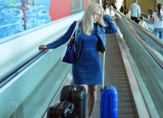 airport stress, airport anxiety, travel anxiety, travel stress, stress from travel