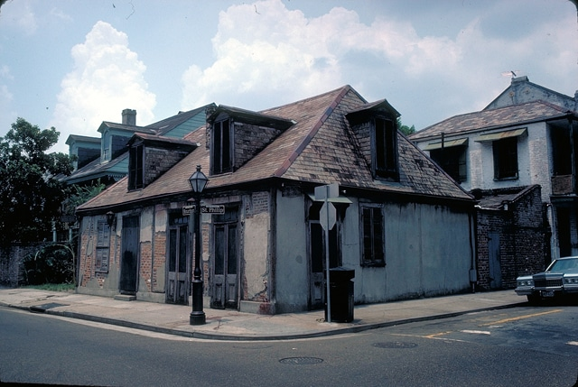 New Orleans - Lafitte's Blacksmith Shop