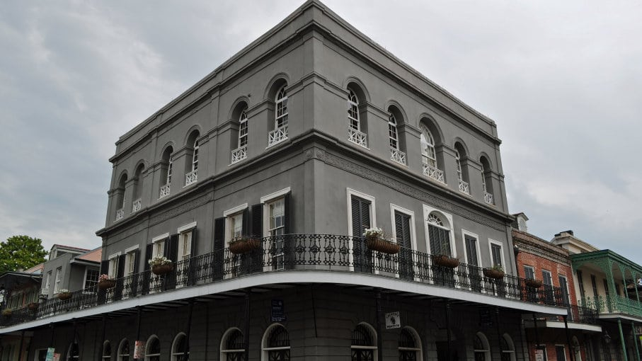 New Orleans - LaLaurie Mansion