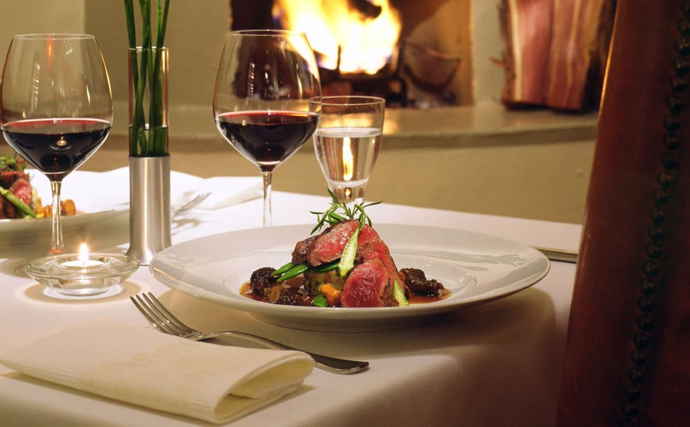best restaurants in santa fe - Geronimo