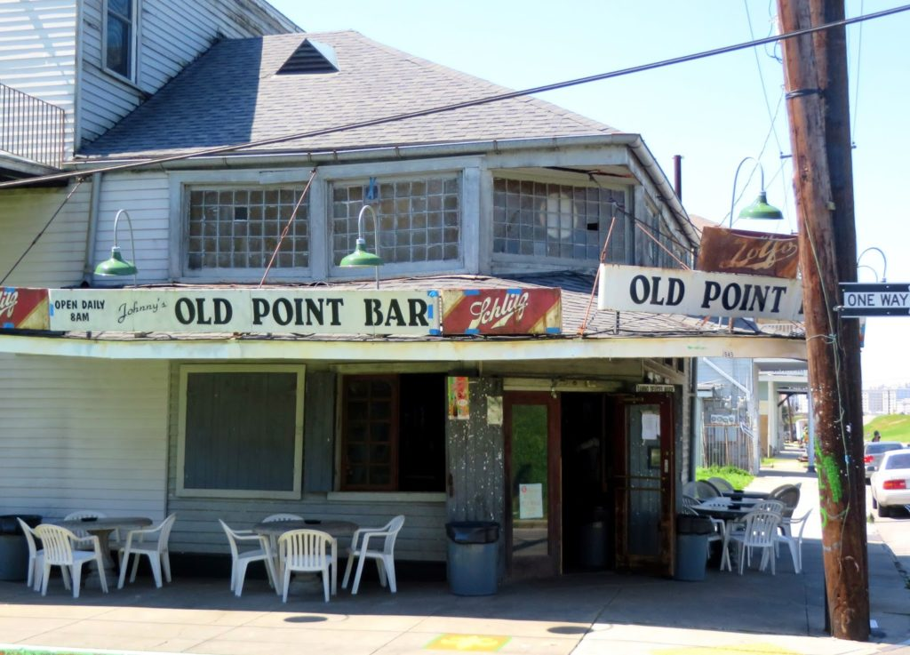 New Orleans -  Old Point Bar