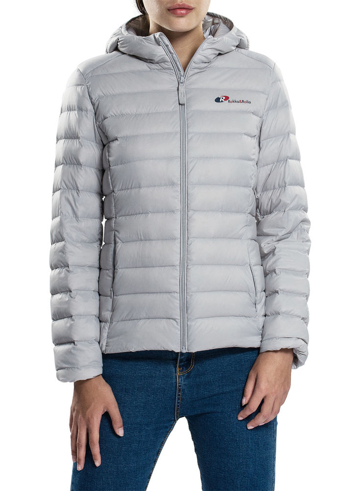 Packable Puffer Down Jacket