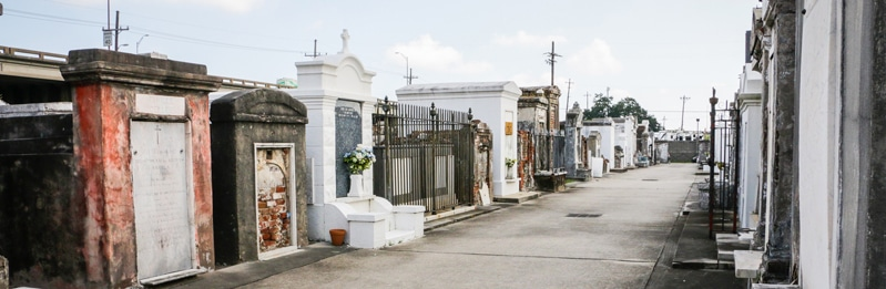 st. louis cemetary no2, new orleans