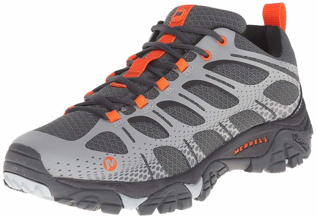 Merrell Moab Edge Hiking Shoe Review