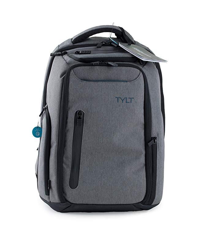 TYLT Energi Pro Power Backpack Review - trekbible b106d1b6e279d