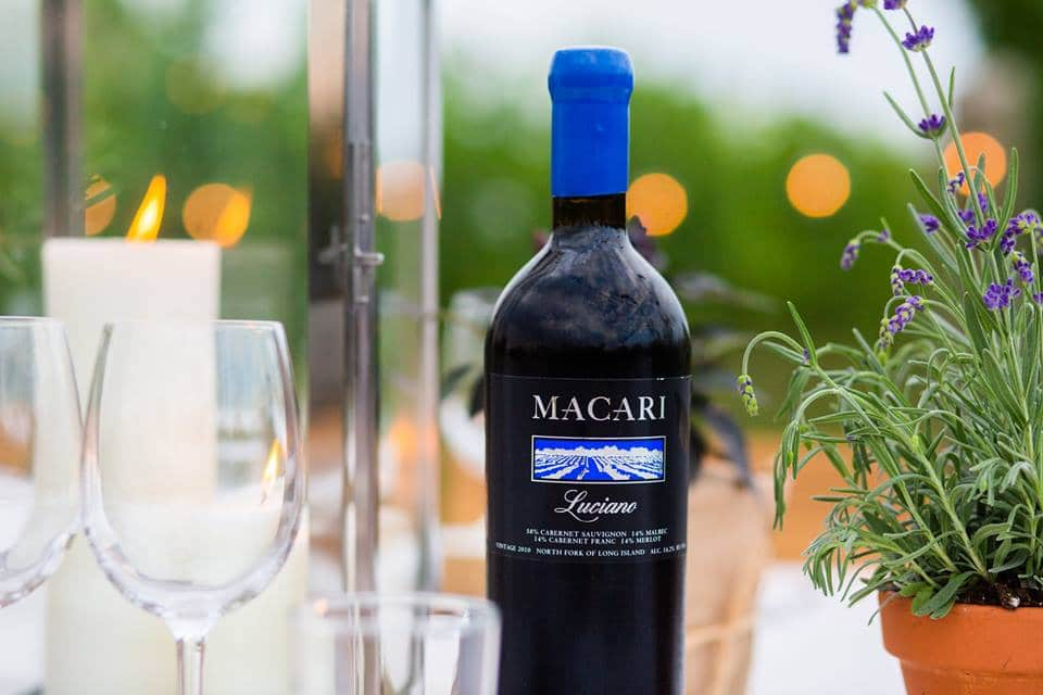 long island wineries -  Macari Vineyards
