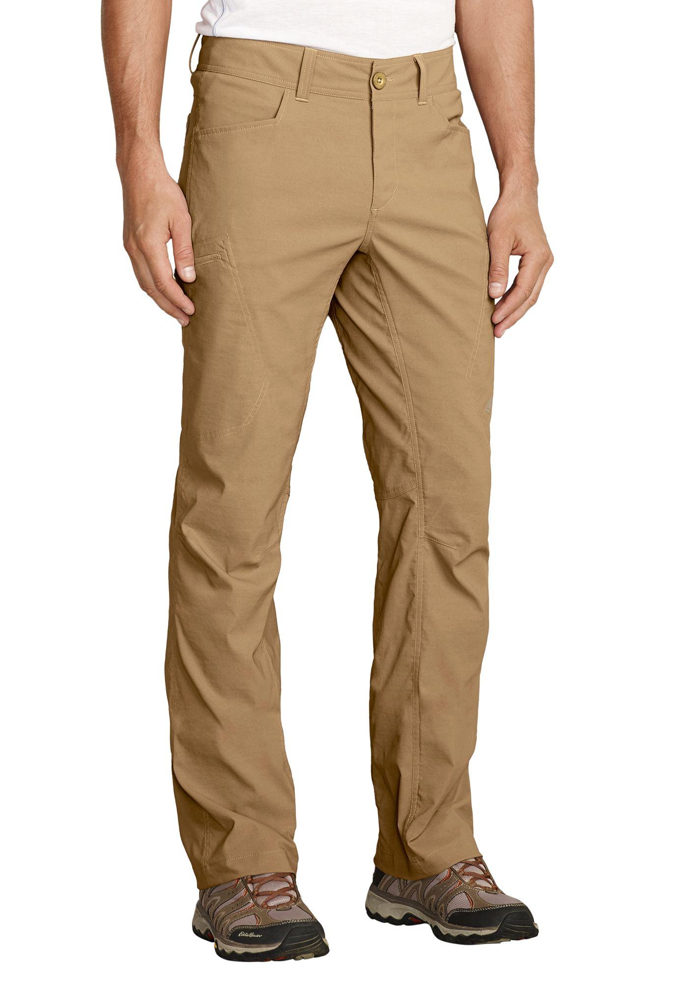 best hiking pants for men - Eddie Bauer