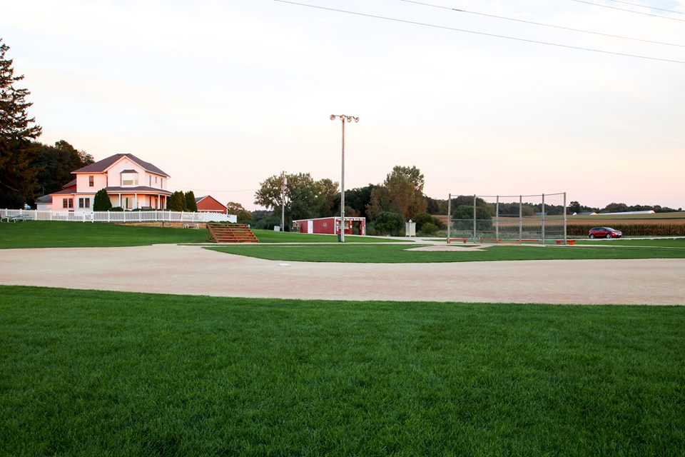 things to do in Iowa - Field of Dreams Baseball Diamond