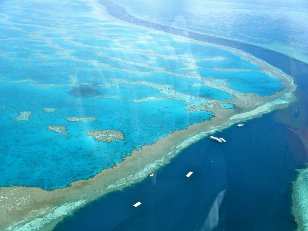 best scuba diving in the world - Great Barrier Reef