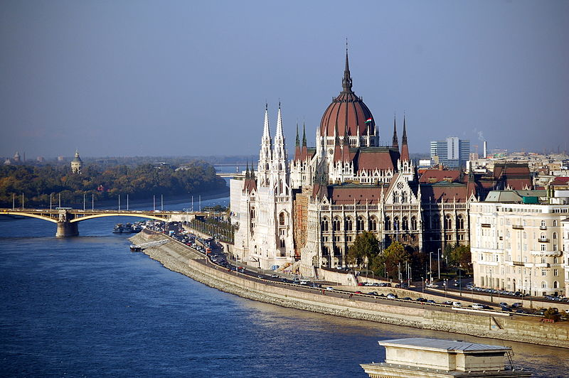 things to do in budapest - Danube