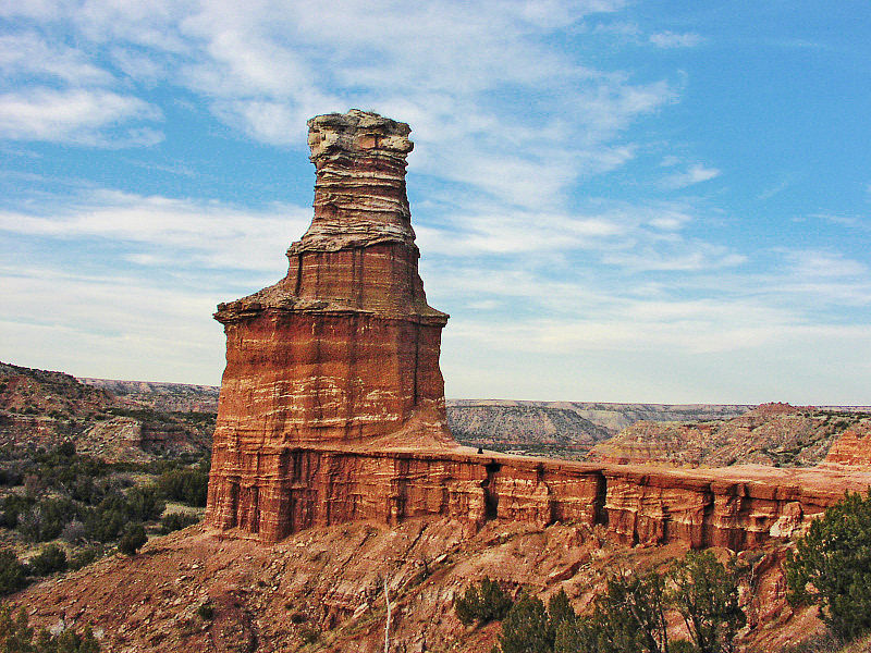best weekend getaways in texas -  Palo Duro Canyon and Amarillo