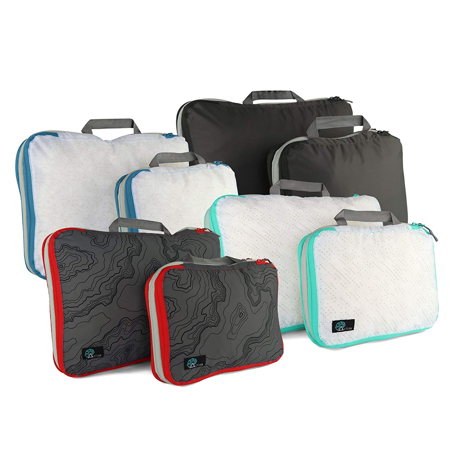 top 5 the best packing cubes to help you stay organized. Black Bedroom Furniture Sets. Home Design Ideas