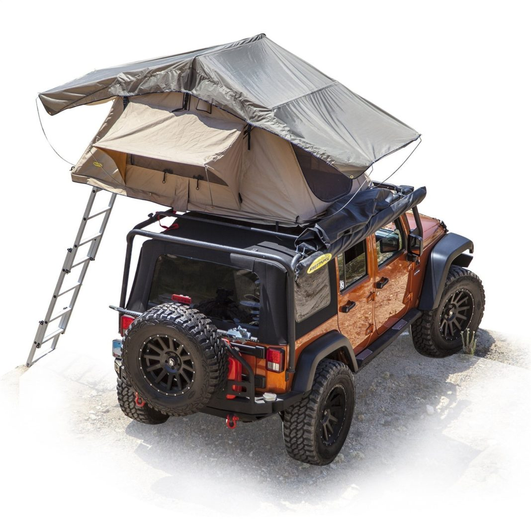 Smittybilt Overlander Roof Top Tent Review Trekbible