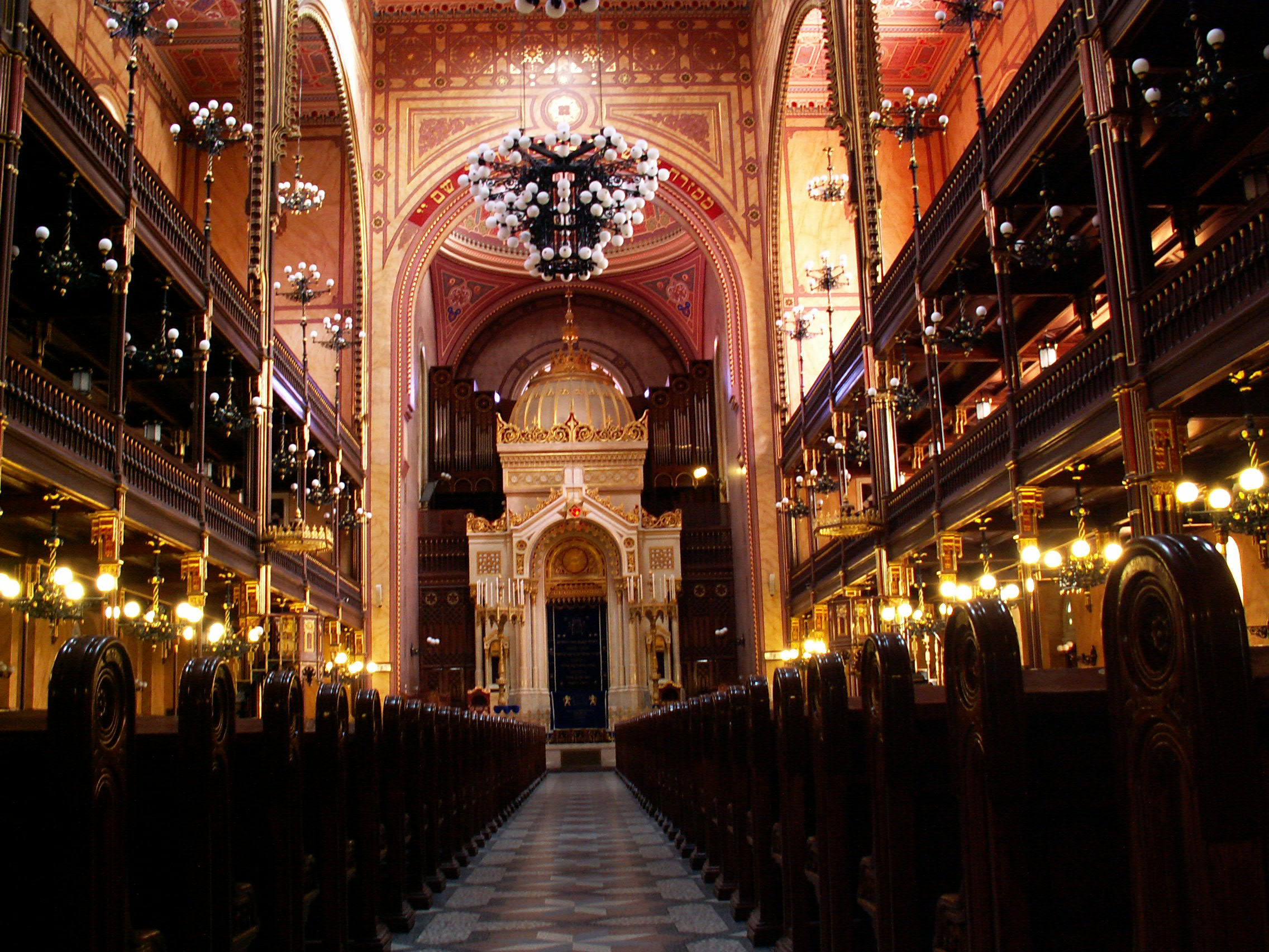 things to do in budapest - Great Synagogue
