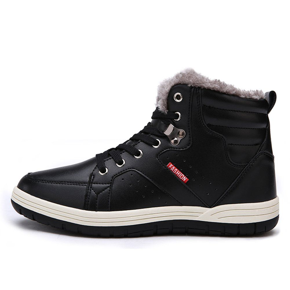 Stylish mens winter boots catalog photo