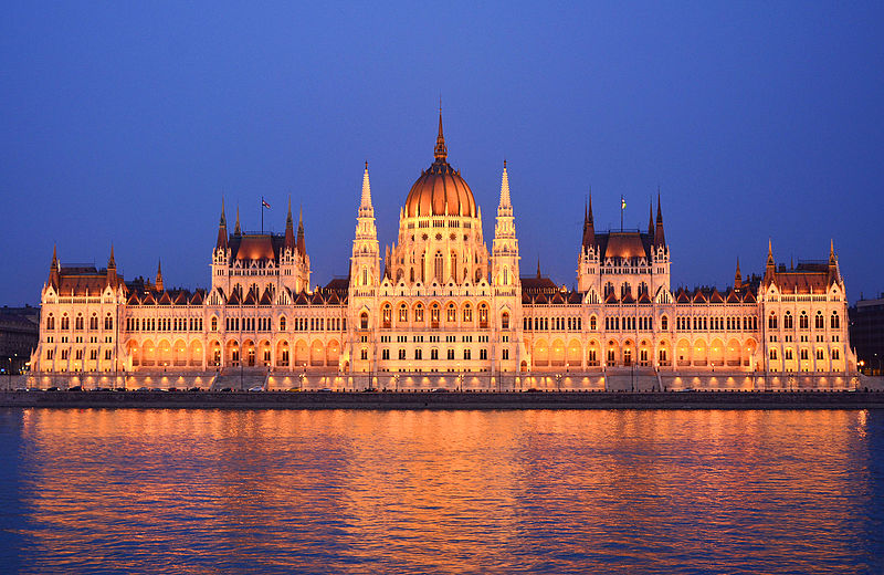 things to do in budapest - Hungarian Parliament