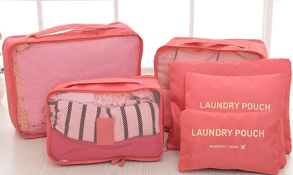 Top 5 The Best Packing Cubes To Help You Stay Organized