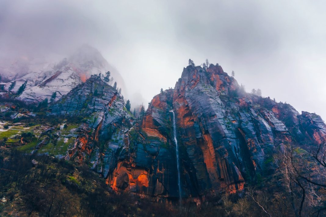 rock climbing places