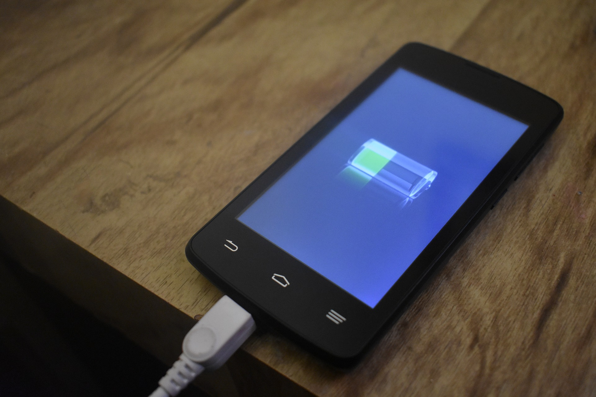 how to charge your phone faster - Avoid checking the battery level