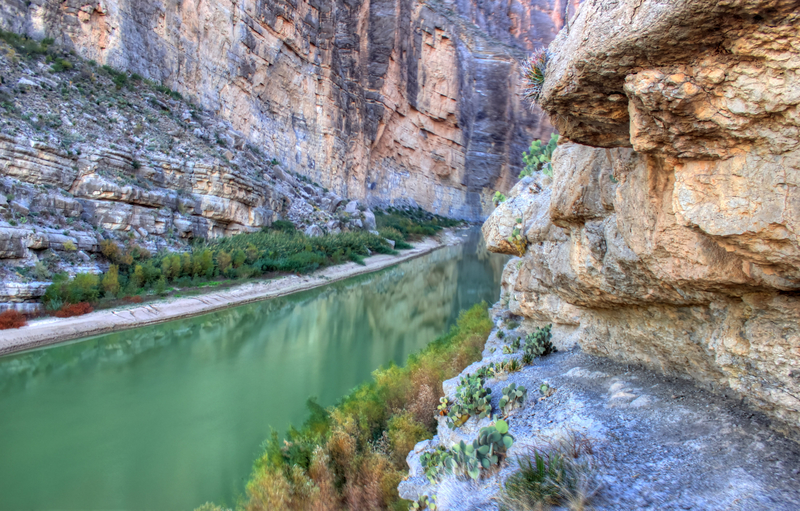 best weekend getaways in texas -  Big Bend National Park